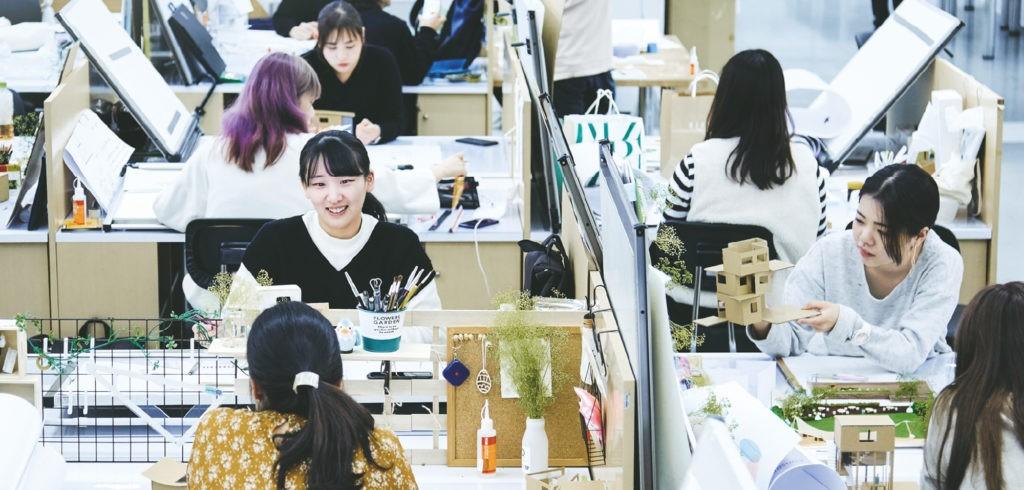 Department Of Environmental Design Kobe Design University