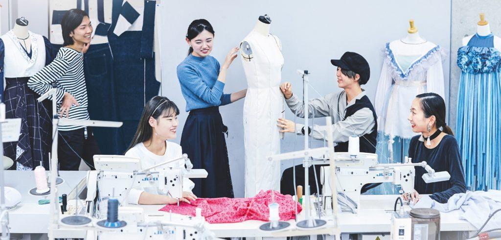 Department Of Fashion And Textile Design Kobe Design University